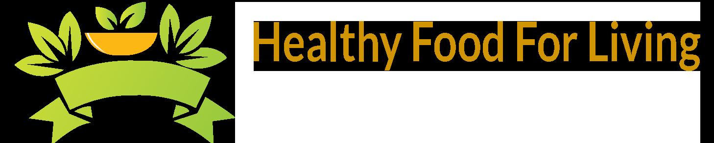 healthyfoodforliving logo