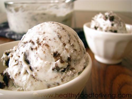 Cookies & Cream Frozen Yogurt