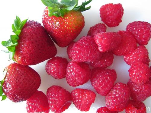 Red Berry Vinaigrette