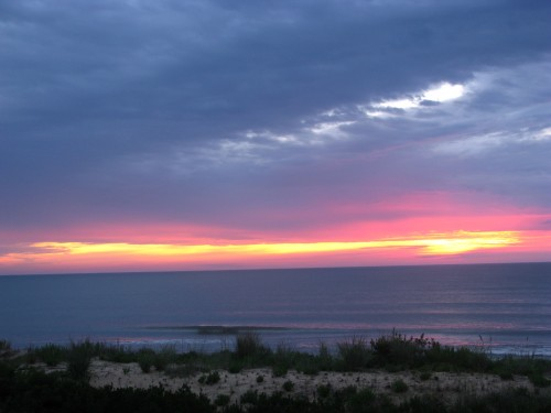 Wordless Outer Banks Snippets