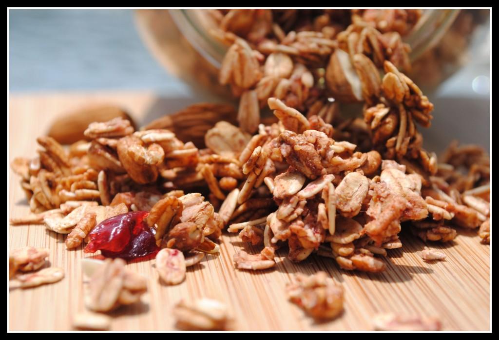 erry Cherry Almond Granola