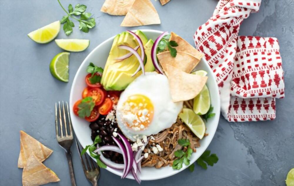 Chipotle-Cilantro Egg Salad