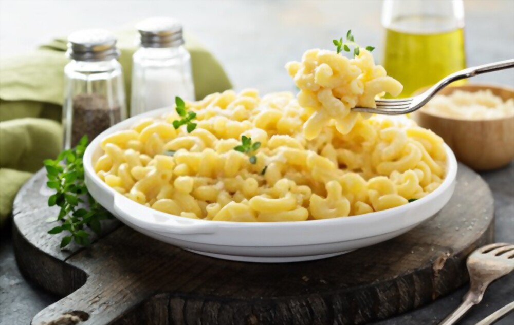 Mac and Cheese Healthy